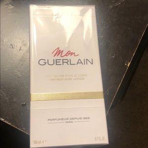 Guerlain perfumes lotion